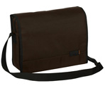 Targus 16 inch / 40.6cm Unofficial Messenger (Brown)