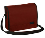 Targus 16 inch / 40.6cm Unofficial Messenger (Red)